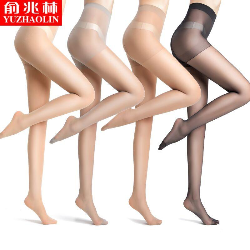 【俞兆林】15D超薄防勾丝袜6条