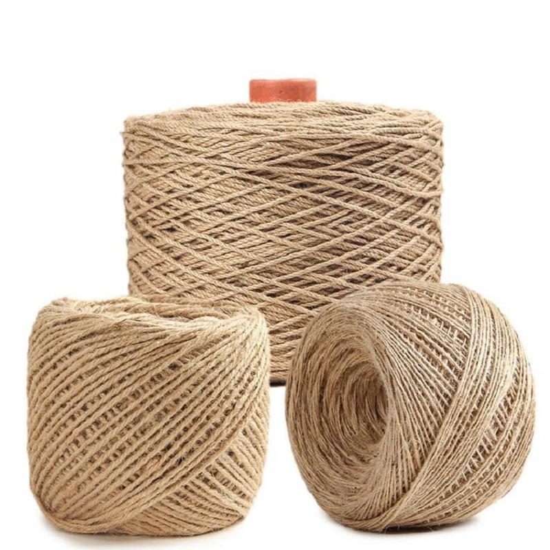 粗麻绳绳子手工编织复古捆绑绳粗细都有