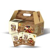4种坚果+4种果干,松鼠铺子每日坚果25g×30袋
