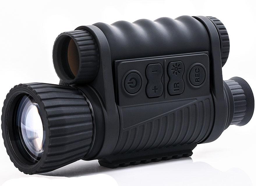 千里拍VC-990夜视仪 警用便携式红外远距侦测拍摄系统