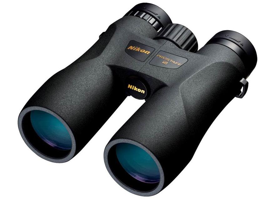 日本尼康望远镜 Nikon Prostaff 5 10X42 高倍双筒望远镜