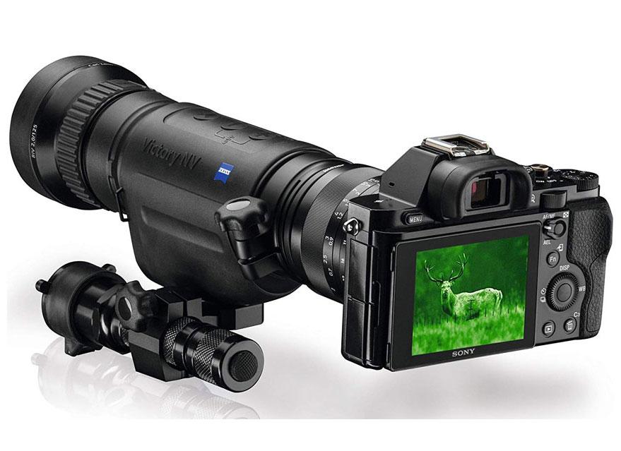 德国蔡司Zeiss NV5.6×62 二代+ 二代增强型红外夜视仪