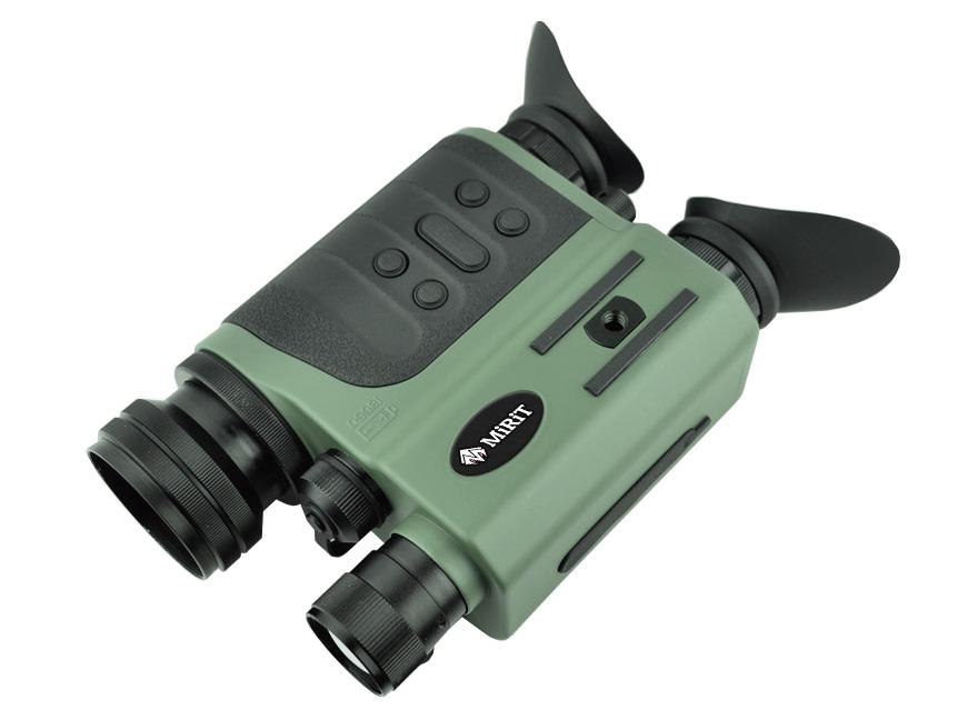 MIRIT 米尔特 NVD-40 双目单筒 日夜两用红外线摄录夜视仪