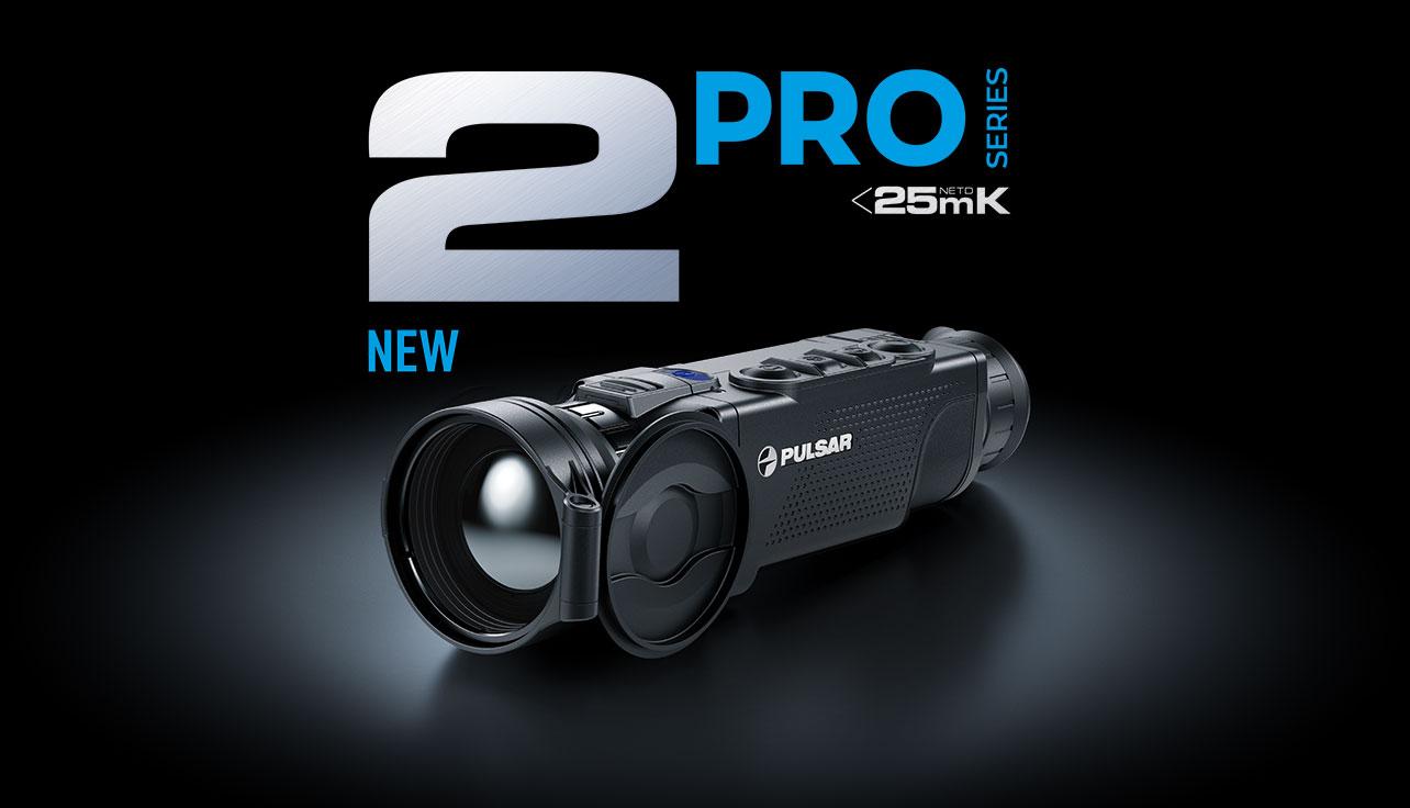 脉冲星成热像仪Helion 2 XP50 Pro #77431专业版高清搜救热像仪