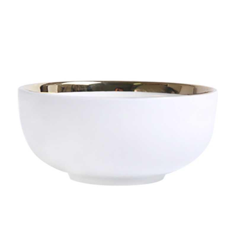 The Nordic ceramic tableware kitchen household salad bowl bowl creative up phnom penh to use 7 inches soup bowl plates can be ceramic bowl