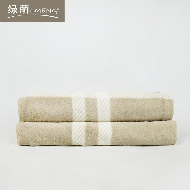 美亚销量第一、A类出口级天鹅绒:绿萌 多功能休闲盖毯