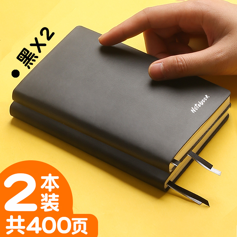 A7 BLACK/2 PACK LONG LEATHER