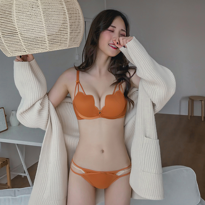 Underwear with penis hole