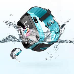 儿童防水多功能GPS定位电话手表