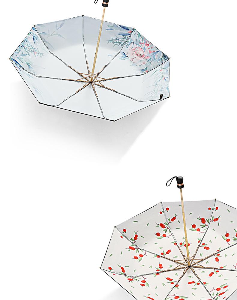 太阳伞_防晒防紫外线女遮阳伞