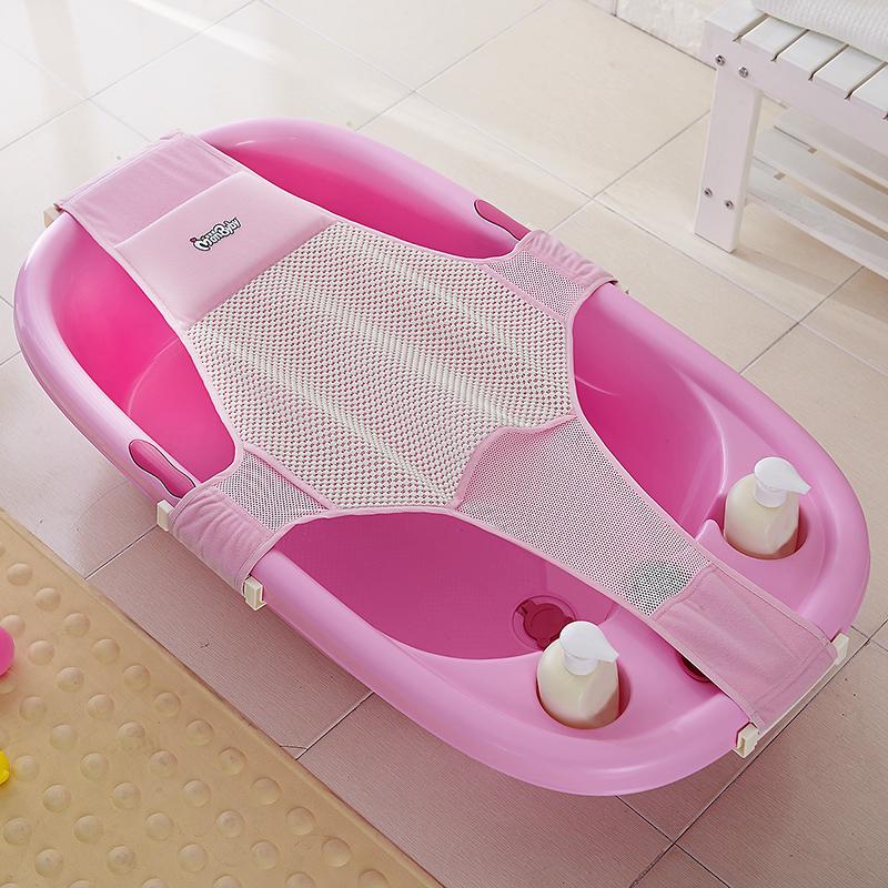 Baby Bath Newborn Baby Bathtub Oversized Universal Seat Bathing ...
