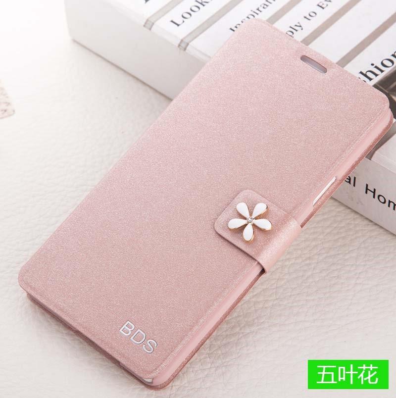 红米note手机套HMNote1s手机壳增强版翻盖保护皮套5.5寸防摔女款