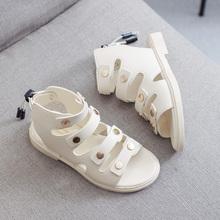 【天猫】夏季时尚公主凉鞋防滑罗马凉鞋