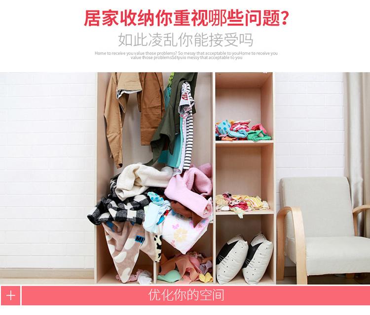 透明收纳箱塑料中号储物箱有盖玩具整理箱子衣服书收纳盒小号家用商品详情图