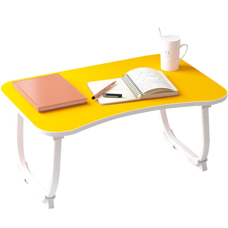 床上折叠书桌简易笔记本电脑桌学生学习小桌子宿舍床上用懒人桌