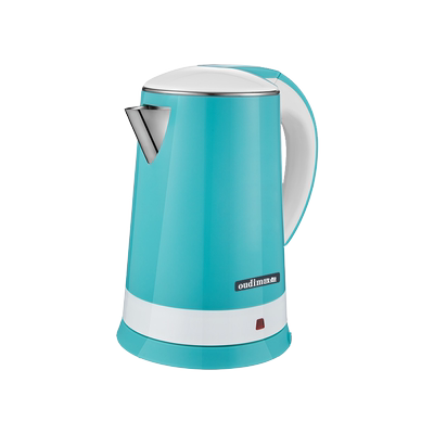 欧点电热水壶304不锈钢防烫烧水壶英国strix温控器开水壶容量1.5L