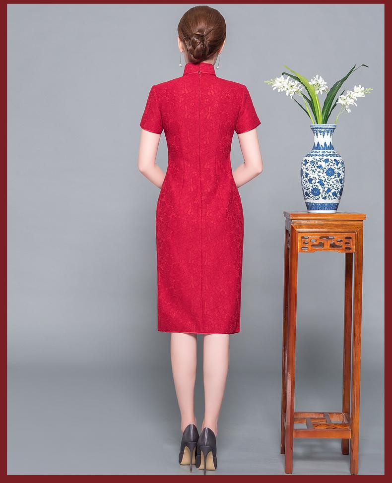 优雅旗袍礼服 - 花雕美图苑 - 花雕美图苑