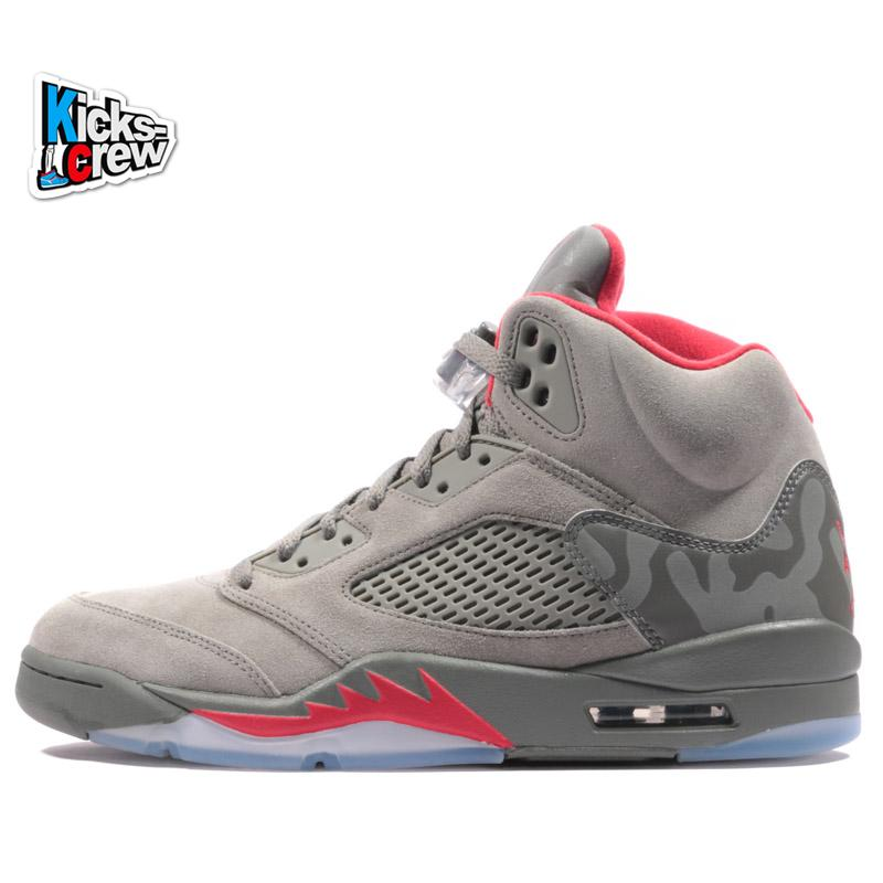Air Jordan 5 Retro Suede 白水泥 136027-104-602-401-051