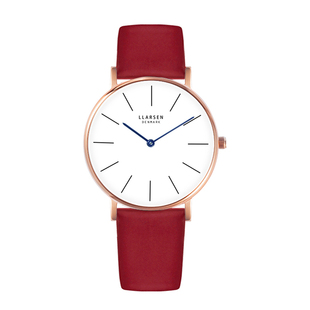 Genuine lightweight luxury women's watch DW watch girl