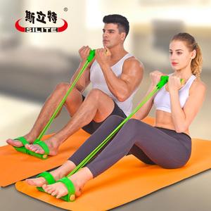 仰卧起坐辅助拉力带健身器材