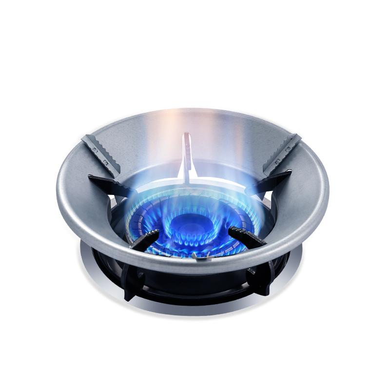 厨房家用燃气灶加强聚火节能罩