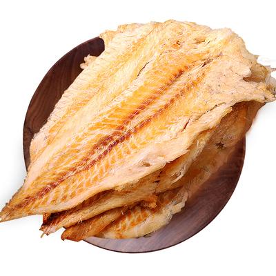 凤湾烤鳕鱼片干烤鱼片100g包邮青岛特产即食鱼干小包装海产品零食