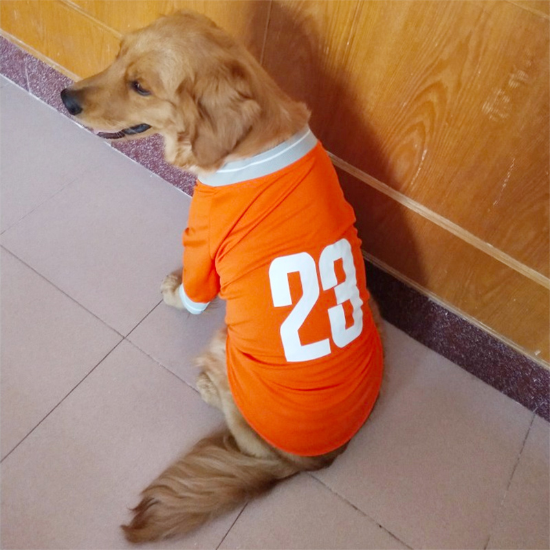 (NEW VERSION OF ORANGE) NO. 23 SPORTS T T-SHIRT (WITH SLEEVES)