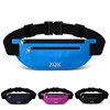 Sports pockets multi-function running men and women mobile phone belts ultra-thin travel invisible outdoor equipment package waterproof fashion