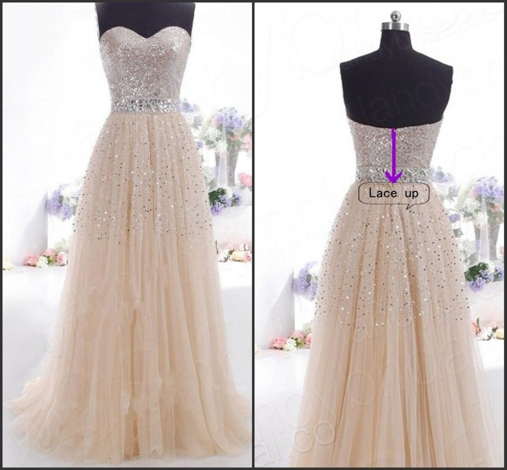 35c10311ce37 Wholesale Cocktail Sequins Long Formal Prom Dress Party Ball Gown Evening  Hot New Dress Bridal Shop Bridal Shops From Casualfashion, $15.08   DHgate.Com