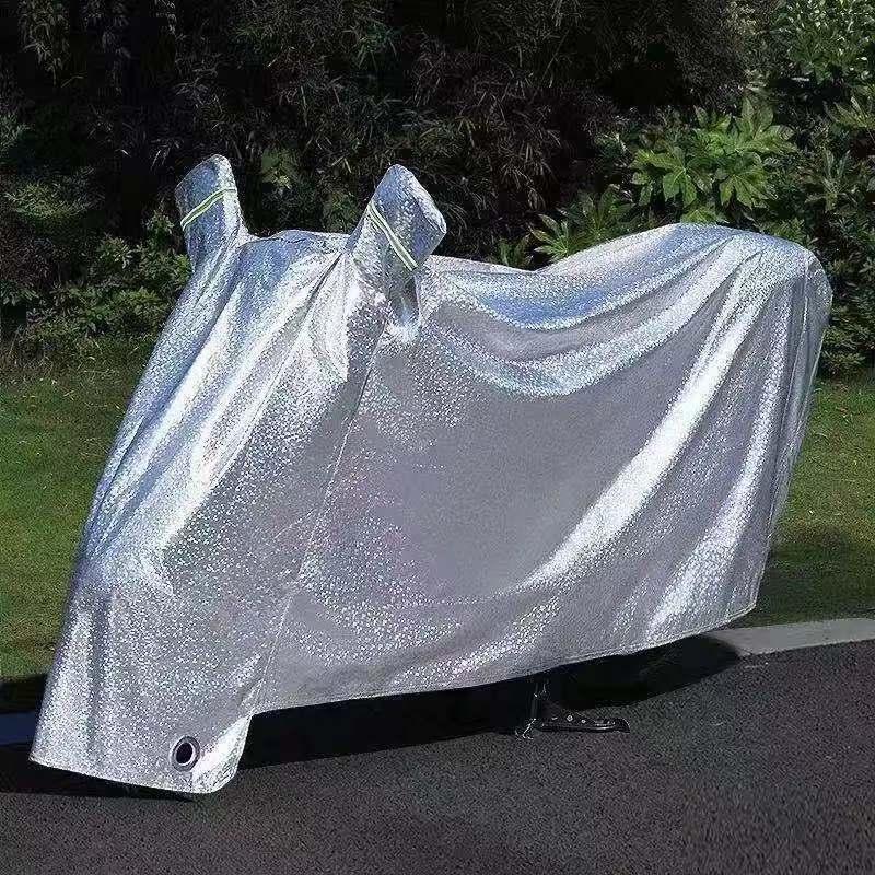 电动车防雨罩加厚防尘防风摩托车防晒罩盖车
