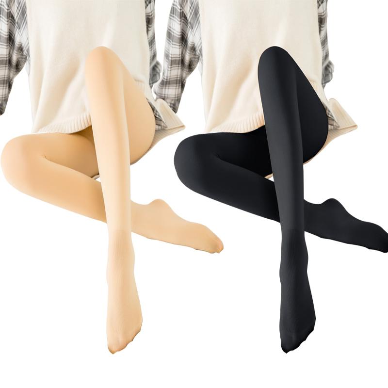 【宝娜斯】初秋款光腿神器裤袜