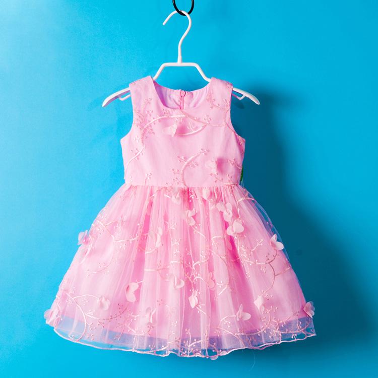 2019新款儿童连衣裙一3二4三5四五岁宝宝公主夏装婴儿裙女童裙子