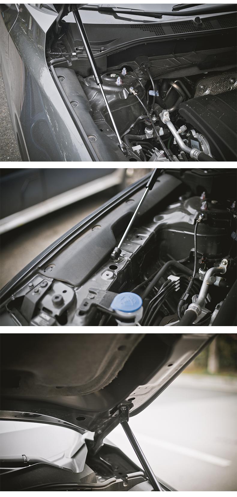 Ty thủy lực chống nắp capo Mazda CX-8, CX5, Mazda 6  2019 - ảnh 11
