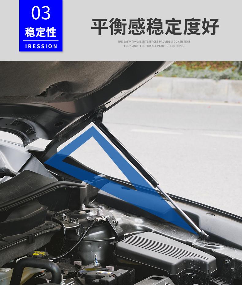 Ty thủy lực chống nắp capo Mazda CX-8, CX5, Mazda 6  2019 - ảnh 7