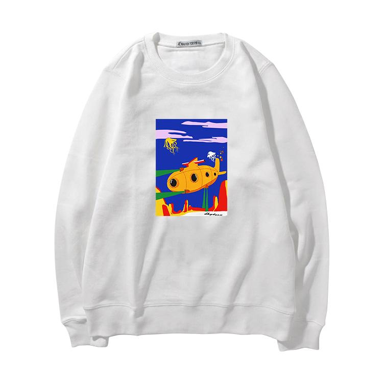 NCT 127 Doyoung Same Printed Sweatshirt