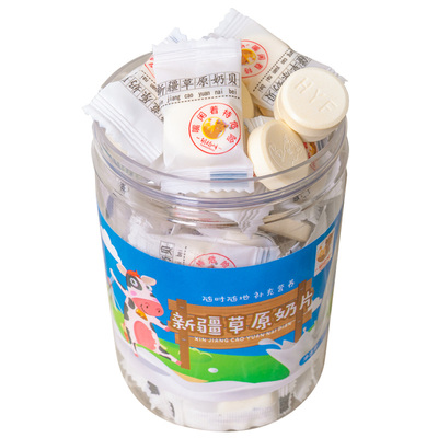 【胡杨峰】高钙无糖奶片