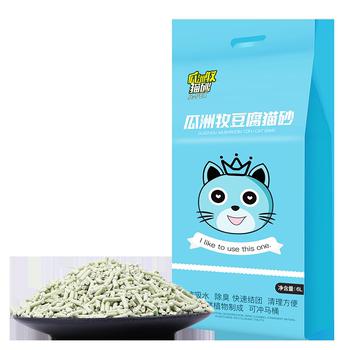 豆腐猫砂除臭无尘豆腐砂渣猫咪用品猫沙大袋满10公斤20斤包邮实付4.9元到手包邮