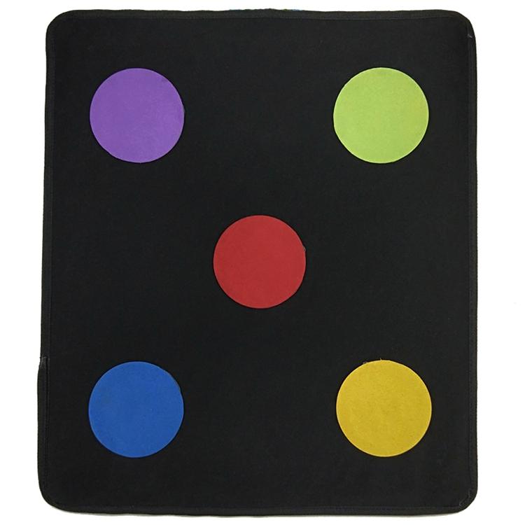 Черный выход стиль Пять глаз разноцветный стиль