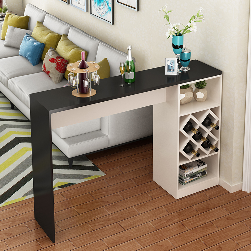 Bar Table Home Simple Modern Living Room Small Bar Partition Wine Cabinet Bar Porch Partition Partition Wall High Table