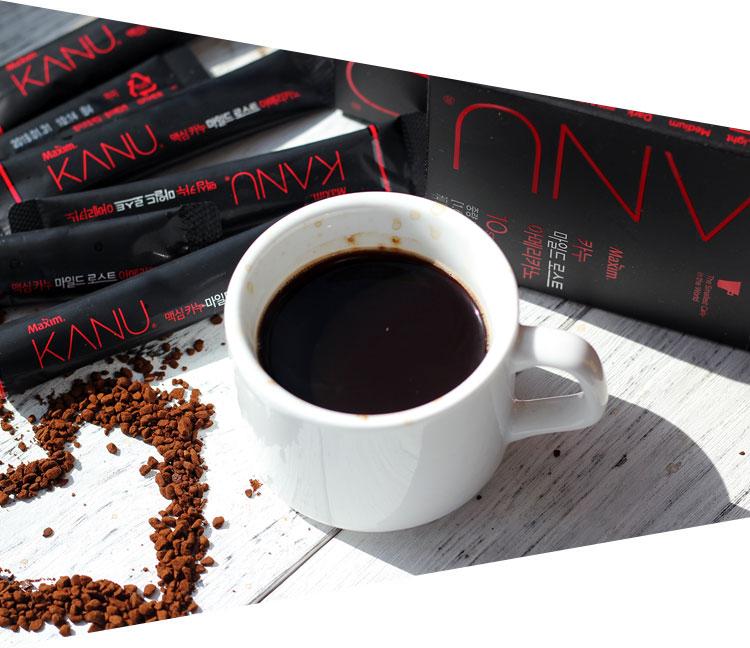 麦馨美式纯咖啡条卡奴黑咖啡无添加糖韩国进口中深度烘焙详细照片