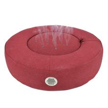 家用艾灸蒲团坐垫坐灸仪艾灸盒