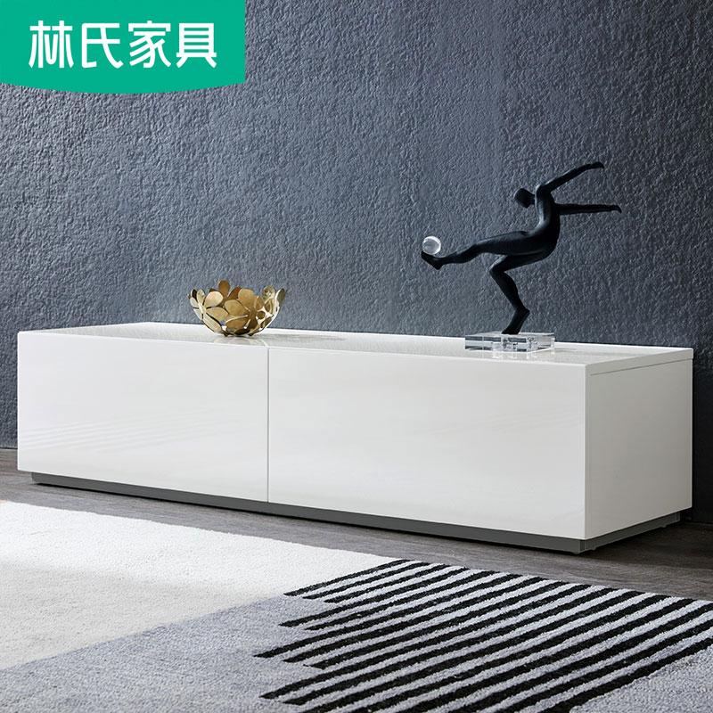 林氏家具現代簡約迷你窄小型電視柜小戶型客廳臥室電視機柜DA2M