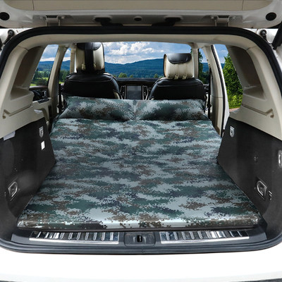 Car mattress suv special car trunk sleeping pad rear car sleeping artifact car inflatable bed