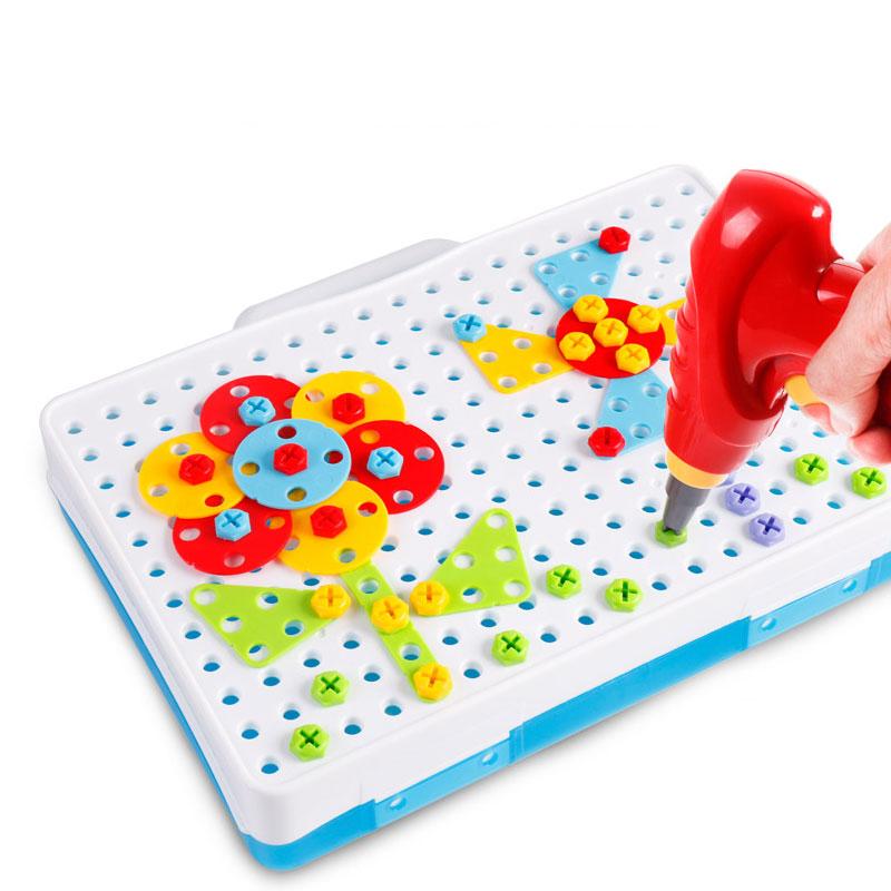 儿童拧螺丝玩具动手拆卸男孩益智玩具螺母组合拼装工具箱宝宝拼图_领取15元天猫超市优惠券