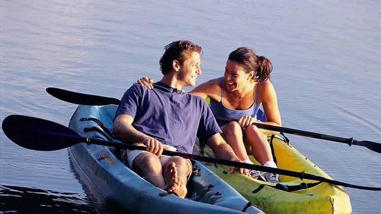 清凉暑期玩啥?水上运动走一波
