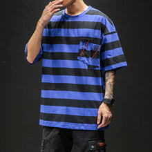 夏季男士短袖T恤男潮流