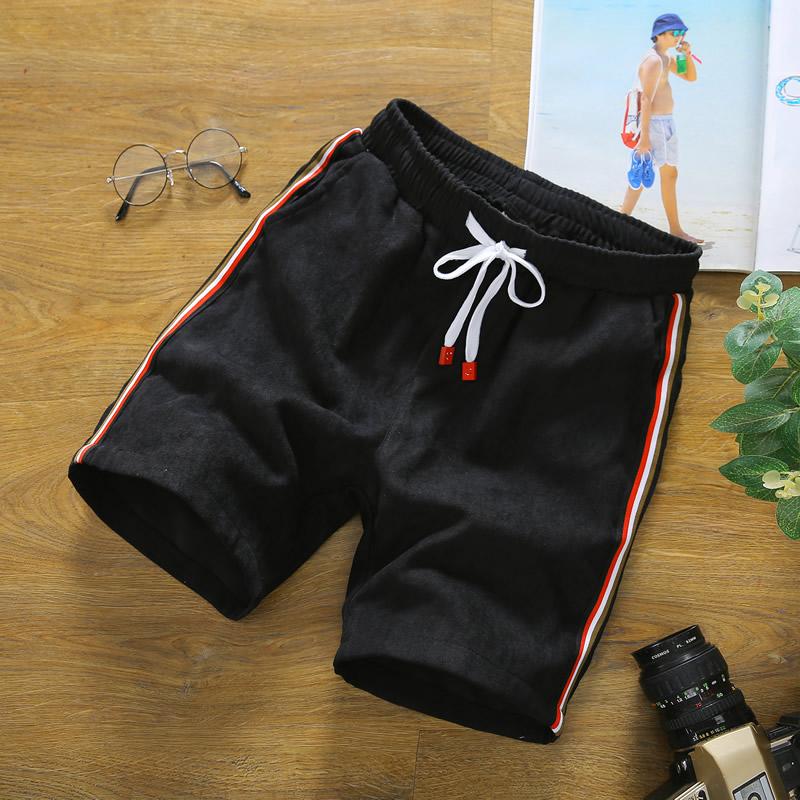 工装短裤男士五分裤夏季潮流潮牌休闲宽松七分裤沙滩运动中裤子男