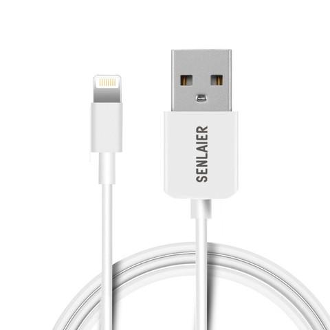 声奈耳iPhone6充电线6s苹果7加长5s手机6Plus充电线器7P六1米iPad