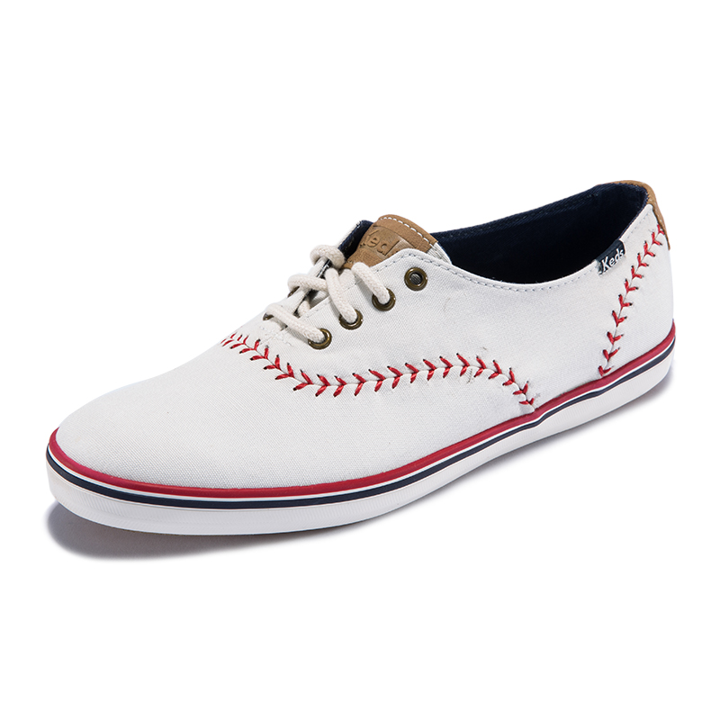 49a9ab036d6 Keds women s shoes canvas shoes national wind casual shoes baseball pattern  white shoes WF52476-A · Zoom · lightbox moreview · lightbox moreview ...