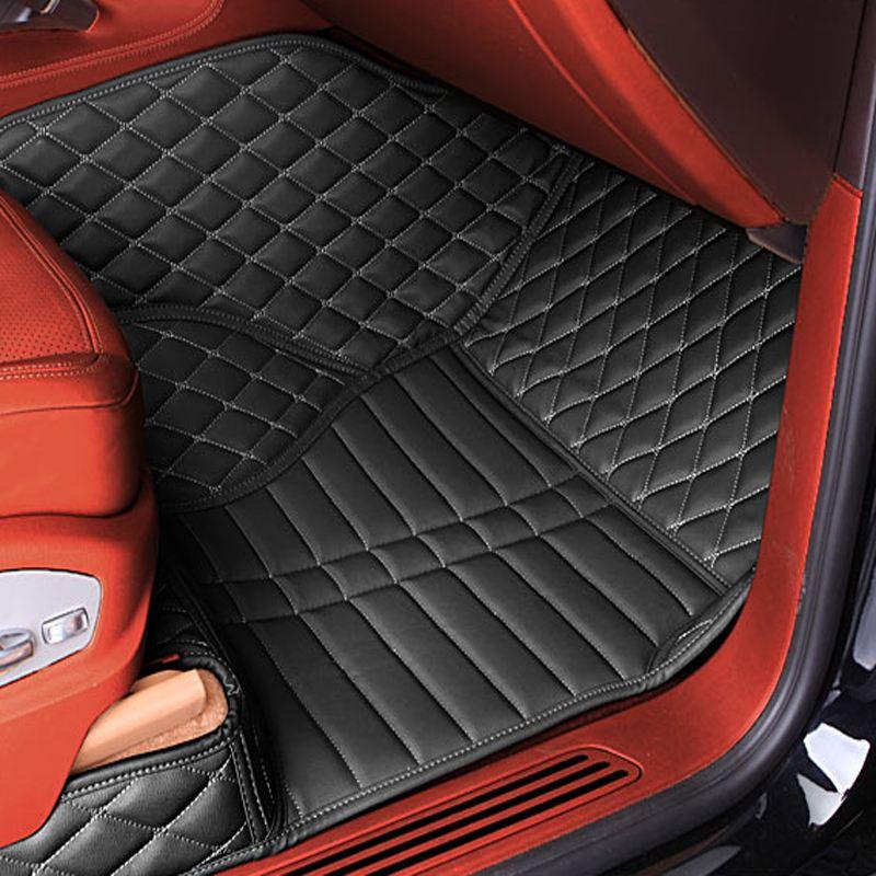 大包围汽车脚垫,具备的三个特点,来看看